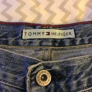 Tommy Hilfiger size 16 boyfriend jeans